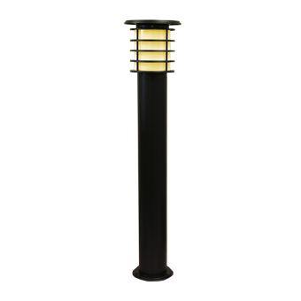 【最安値挑戦中!最大34倍】因幡電機産業 SPL-10-ORB ガーデンライト LED一体型 電源工事不要 電球色 防雨型 白熱球10W相当ブラック [(^^)]