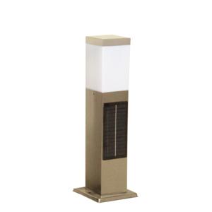 【最安値挑戦中!最大24倍】因幡電機産業 SPL-SL-ORS ガーデンライト LED一体型 電源工事不要 電球色 防雨型 白熱球5W相当ブラック [(^^)]