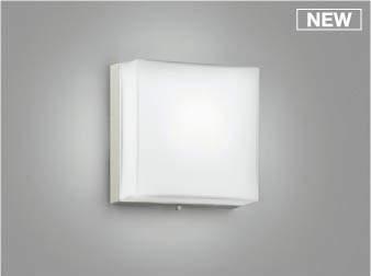 【最安値挑戦中!最大25倍】コイズミ照明 AU50741 アウトドアライト LED一体型 非調光 昼白色 防雨型 化粧ネジ式 ホワイト