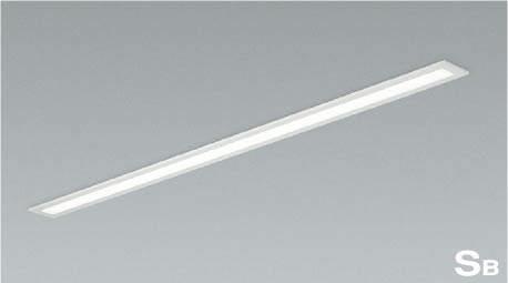 【最大44倍!大感謝祭】コイズミ照明 AD45409L キッチンライト SB形 LED一体型 昼白色 ON-OFFタイプ FHF32W相当