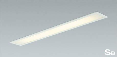 【最安値挑戦中!最大25倍】コイズミ照明 AD45412L シーリング LED一体型 電球色 SB形 埋込穴1257×150