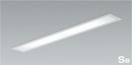 【最安値挑戦中!最大25倍】コイズミ照明 AD45413L シーリング LED一体型 昼白色 SB形 埋込穴1257×150