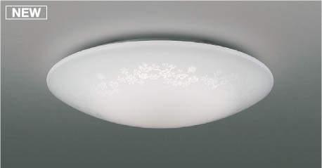 【最安値挑戦中!最大25倍】コイズミ照明 AH48930L LEDシーリング LED一体型 Fit調色 調光調色 電球色+昼光色 リモコン付 ~12畳 草花模様