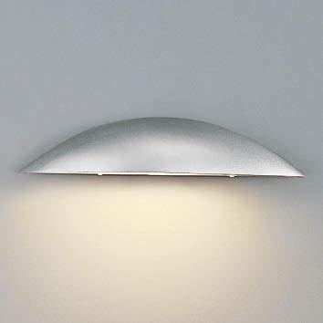 【最大44倍スーパーセール】コイズミ照明 AU35840L ポーチライト 玄関灯 表札灯 壁 ブラケットライト 白熱球60W相当 LED付 電球色 防雨型 シルバー