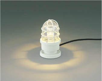 【最安値挑戦中!最大25倍】コイズミ照明 AU40189L ガーデンライト 門灯 庭園灯 ポーチ灯 白熱球60W相当 LED付 電球色 防雨型 ホワイト