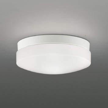 【最安値挑戦中!最大25倍】コイズミ照明 AU46890L 軒下用シーリング LEDランプ交換可能型 直付・壁付取付 昼白色 ホワイト 防雨・防湿型