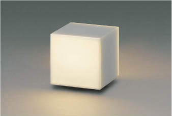 【最安値挑戦中!最大34倍】コイズミ照明 AU47868L エクステリアライト LED一体型 埋込タイプ本体 電球色 セード別売 防雨型 [(^^)]