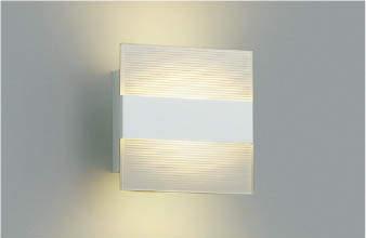 【最大44倍スーパーセール】コイズミ照明 AB38522L 間接ブラケット 調光タイプ 白熱球60W相当 LED一体型 電球色 ファインホワイト ストライプ