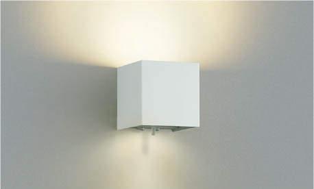 【最大44倍スーパーセール】コイズミ照明 AB42176L 寝室用ブラケット MultiLux 白熱球60W相当 上下配光 スイッチ付 LED一体型 電球色 パウダリーホワイト