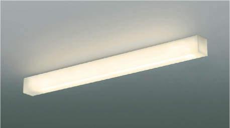 【最大44倍スーパーセール】コイズミ照明 AH42526L リビング用ブラケット キッチン FHF32W相当 LED一体型 電球色 白色塗装 直付・壁付取付