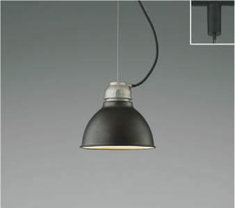 【最安値挑戦中!最大25倍】コイズミ照明 AP45566L ペンダント プラグタイプ 白熱球60W相当 LED付 電球色 ビンテージブラック