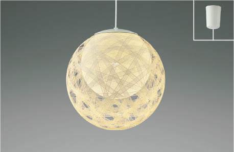 【最安値挑戦中!最大24倍】コイズミ照明 AP47454L 和風ペンダント LEDランプ交換可能型 電球色 フランジ [(^^)]