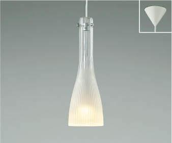 【最安値挑戦中!最大25倍】コイズミ照明 APE610395 ペンダント LED付 電球色 フランジ 白熱球60W相当 ガラス