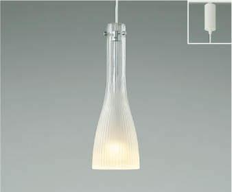 【最安値挑戦中!最大25倍】コイズミ照明 APE610396 ペンダント LED付 電球色 フランジ 白熱球60W相当 ガラス