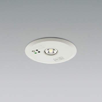 【最安値挑戦中!最大34倍】コイズミ照明 AR46499L1 LED非常用照明器具 LED一体型 昼白色 低天井小空間(~3m) 13W 充電モニタ付 自己点検機能付 φ100 [(^^)]