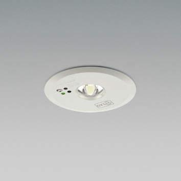 【最安値挑戦中!最大24倍】コイズミ照明 AR46500L1 LED非常用照明器具 LED一体型 昼白色 中天井用(~6m) 30W 充電モニタ付 自己点検機能付 φ100 [(^^)]