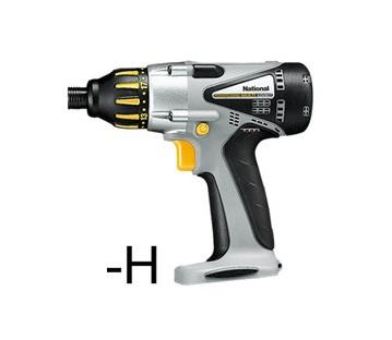 【最安値挑戦中!最大24倍】電設資材 パナソニック EZ6507X-H 工具 充電マルチインパクト12V (本体のみ) グレー [SK]
