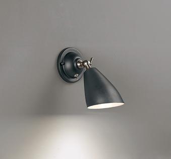 【最安値挑戦中!最大25倍】オーデリック OB255046WD ブラケットライト LEDランプ 非調光 温白色 ブラック