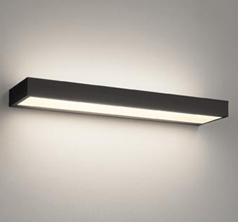 【最大44倍スーパーセール】オーデリック OB255247 ブラケットライト LED一体型 非調光 電球色 上下配光 ブラック