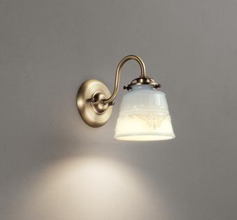 【最安値挑戦中!最大25倍】オーデリック OB255267LC(ランプ別梱) ブラケットライト LEDランプ 連続調光 電球色 調光器別売 ミルクホワイト
