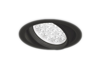 【最大44倍お買い物マラソン】照明器具 オーデリック XD258818F ダウンライト HID100WクラスLED24灯 非調光 白色タイプ ブラック