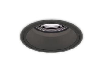 【最安値挑戦中!最大25倍】オーデリック XD401167 ダウンライト LED一体型 温白色 電源装置・調光器・信号機別売 30°ブラック 断熱施工不可