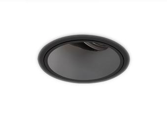 【最安値挑戦中!最大25倍】オーデリック XD402191H ユニバーサルダウンライト 深型 LED一体型 温白色 高彩色 電源装置・調光器・信号線別売 ブラック