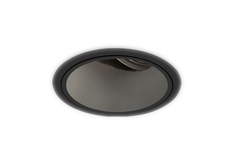 【最大44倍お買い物マラソン】オーデリック XD402330H ユニバーサルダウンライト 深型 LED一体型 電球色 電源装置別売 ブラック