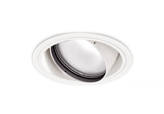 【最大44倍お買い物マラソン】オーデリック XD401245 ユニバーサルダウンライト 一般型 LED一体型 白色 高効率 電源装置・調光器・信号線別売 オフホワイト