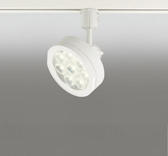 【最安値挑戦中!最大24倍】照明器具 オーデリック OS256014 スポットライト ダイクロハロゲン75WクラスLED8灯 電球色 オフホワイト [∀(^^)]