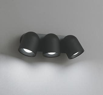 【最大44倍お買い物マラソン】オーデリック OS256399 スポットライト LED一体型 白熱灯60W 3灯相当 昼白色 非調光 ブラック