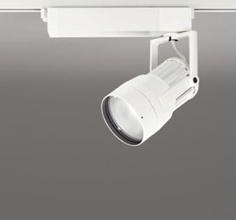 【最大44倍お買い物マラソン】オーデリック XS411192 スポットライト LED一体型 CDM-T70W 非調光 昼白色 プラグタイプ 22° ホワイト