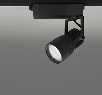 【最大44倍お買い物マラソン】オーデリック XS412174 スポットライト LED一体型 JDR70W 非調光 鮮魚 プラグタイプ 22° ブラック