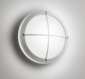 【最大44倍お買い物マラソン】オーデリック OG041639NC1(ランプ別梱包) エクステリアポーチライト LEDランプ 別売センサ対応 昼白色 防雨型 シルバー