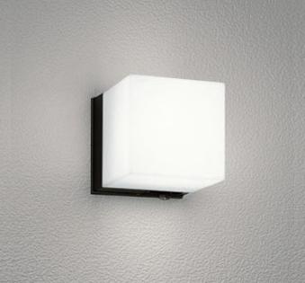 【最大44倍スーパーセール】オーデリック OG041646NC エクステリアポーチライト LED電球ミニクリプトン形 人感センサ 白熱灯40W相当 昼白色