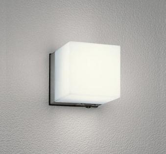 【最安値挑戦中!最大25倍】照明器具 オーデリック OG041647LC エクステリアポーチライト LED 人感センサ 白熱灯40W相当 電球色タイプ