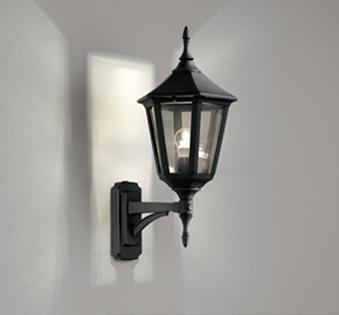 【最大44倍スーパーセール】照明器具 オーデリック OG041681LC エクステリアポーチライト LED 別売センサ対応 白熱灯40W相当 電球色タイプ