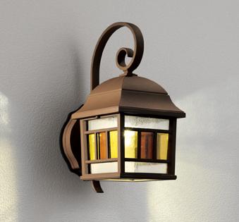 【最安値挑戦中!最大25倍】照明器具 オーデリック OG041733LC エクステリアポーチライト LED 別売センサ対応 白熱灯40W相当 電球色タイプ