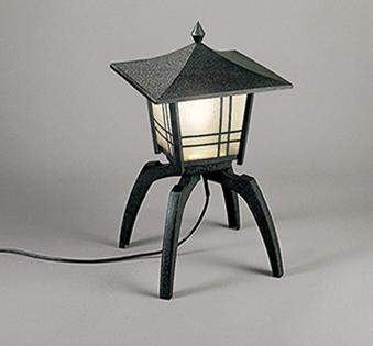 【最安値挑戦中!最大25倍】照明器具 オーデリック OG043061LD ガーデンライト LED電球一般形 電球色タイプ 防雨型