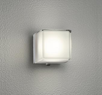 【最安値挑戦中!最大25倍】照明器具 オーデリック OG254294P1 エクステリアポーチライト LED一体型 人感センサ 白熱灯60W相当 電球色タイプ