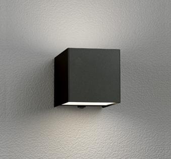 【最大44倍スーパーセール】照明器具 オーデリック OG254380 エクステリアポーチライト LED一体型 上下配光・人感センサ 電球色タイプ