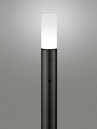 【最安値挑戦中!最大25倍】オーデリック OG254408ND1(ランプ別梱包) ガーデンライト LED 昼白色 明暗センサ 白熱灯60W相当 防雨型 ブラック