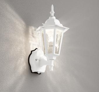 【最安値挑戦中!最大25倍】オーデリック OG254632LC エクステリアポーチライト LED電球クリア一般形 人感センサ 白熱灯40W相当 電球色 白色