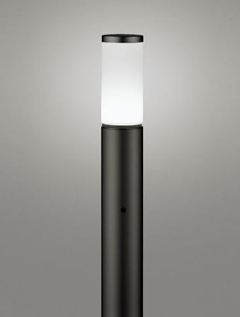 【最安値挑戦中!最大25倍】オーデリック OG254651ND(ランプ別梱包) ガーデンライト LED 昼白色 明暗センサ 防雨型 黒色