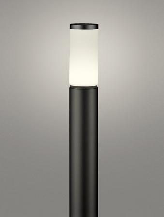 【最安値挑戦中!最大25倍】オーデリック OG254653LD(ランプ別梱包) ガーデンライト LED 電球色 防雨型 黒色