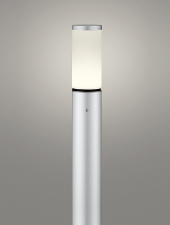 【最安値挑戦中!最大25倍】オーデリック OG254654LD(ランプ別梱包) ガーデンライト LED 電球色 防雨型 マットシルバー