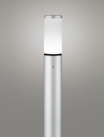 【最安値挑戦中!最大25倍】オーデリック OG254654ND(ランプ別梱包) ガーデンライト LED 昼白色 防雨型 マットシルバー