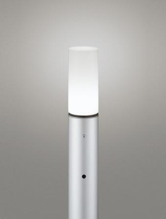 【最安値挑戦中!最大25倍】オーデリック OG254666ND(ランプ別梱包) ガーデンライト LED 昼白色 明暗センサ 防雨型 マットシルバー