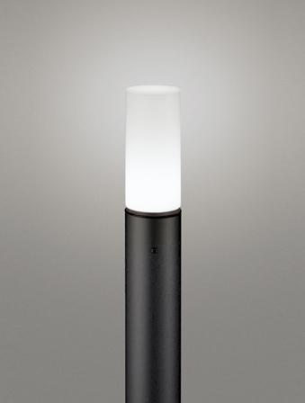【最安値挑戦中!最大25倍】オーデリック OG254667ND(ランプ別梱包) ガーデンライト LED 昼白色 防雨型 黒色