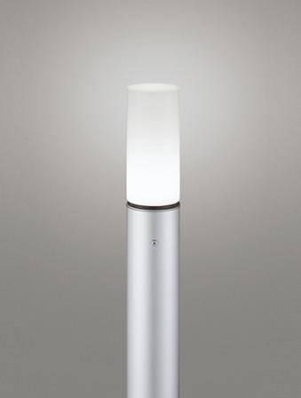 【最安値挑戦中!最大25倍】オーデリック OG254668ND(ランプ別梱包) ガーデンライト LED 昼白色 防雨型 マットシルバー